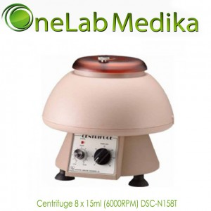 Centrifuge 8 Hole x 15ml (6000RPM) DSC-N158T