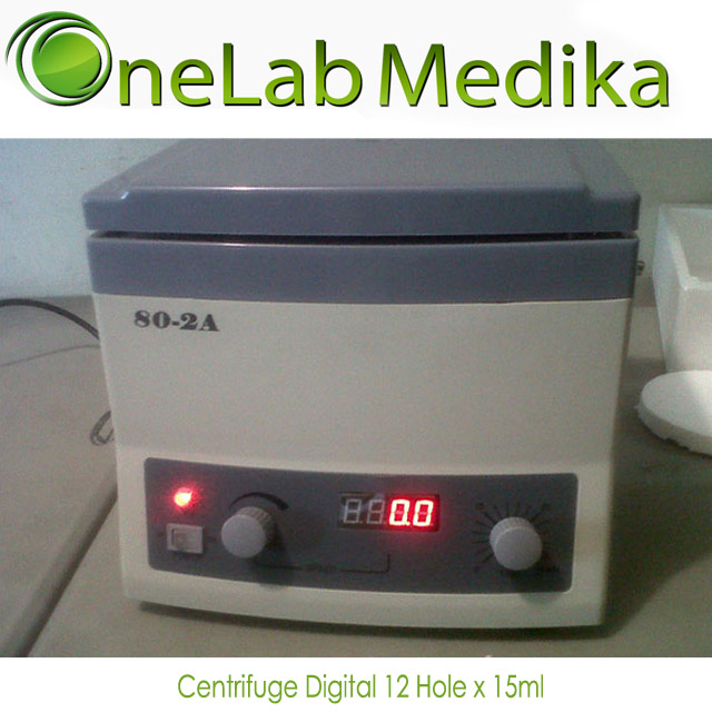 Centrifuge Digital 12 Hole x 15ml
