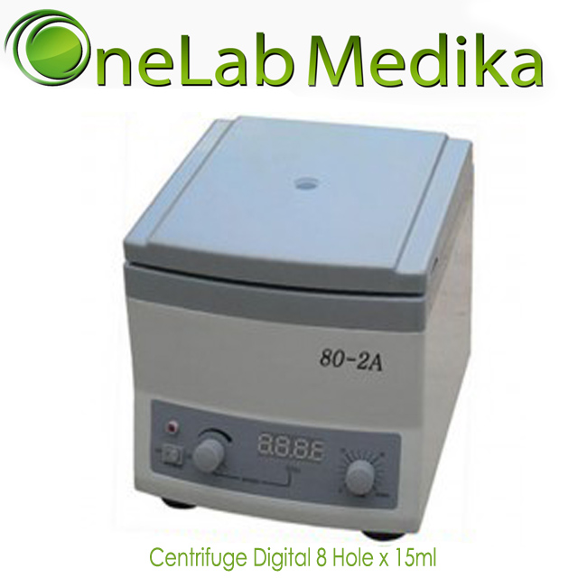 Centrifuge Digital 8 Hole x 15ml
