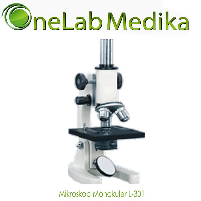 Mikroskop Monokuler L301 Murah ciputat, jakarta, bekasi, sulawesi, pasar pramuka, bintaro, pamulang, kalimantan, sumatera, aceh, palembang, pekanbaru, riau, medan, laboratorium, rumah sakit, klinik