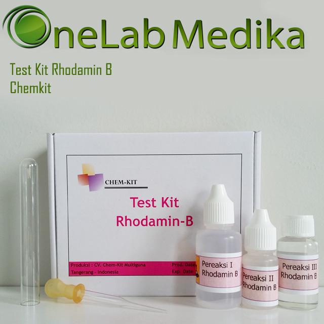 Test Kit Rhodamin B Chemkit