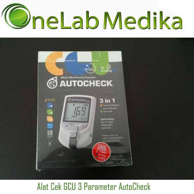 Alat Cek GCU 3 Parameter AutoCheck