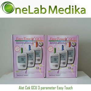 Alat Cek GCU 3 parameter Easy Touch