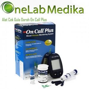 Alat Cek Gula Darah On Call Plus