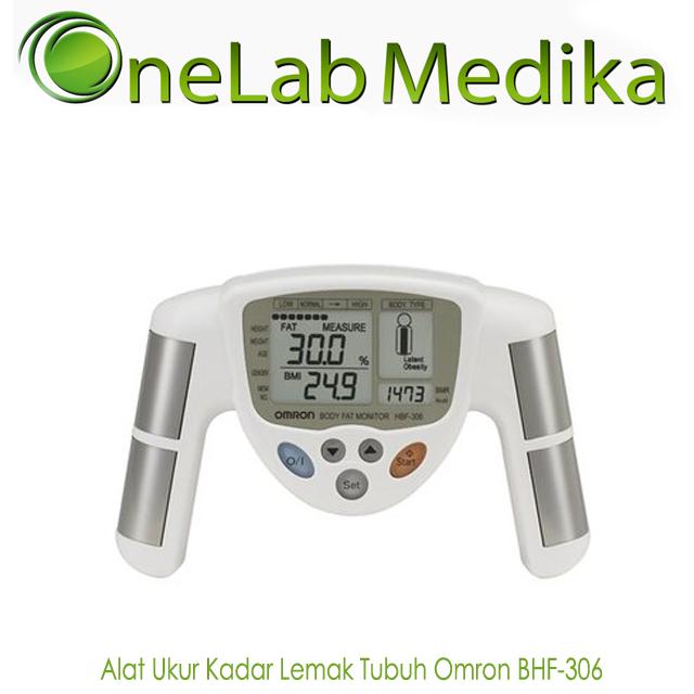 Alat Ukur Kadar Lemak Tubuh Omron BHF-306