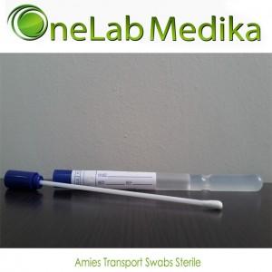 Amies Transport Swabs Sterile