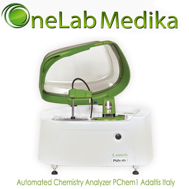 Automated Chemistry Analyzer PChem1 Adaltis Italy