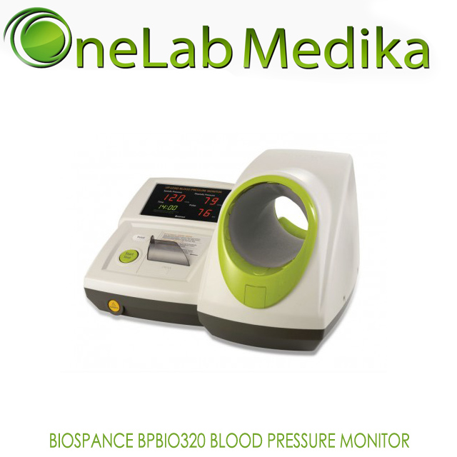 BIOSPANCE BPBIO320 BLOOD PRESSURE MONITOR