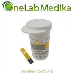 BeneCheck Total Chol 10s