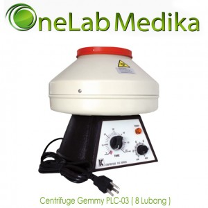 Centrifuge Gemmy PLC-03 ( 8 Lubang )