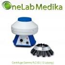 Centrifuge Gemmy PLC-05 ( 12 Lubang )
