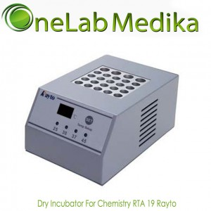 Dry Incubator For Chemistry RTA 19 Rayto