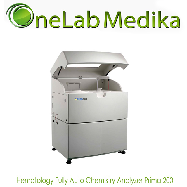 Hematology Fully Auto Chemistry Analyzer Prima200