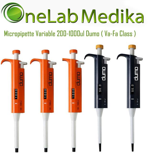 Micropipette Variable 200-1000ul Dumo ( Va-Fa Class )