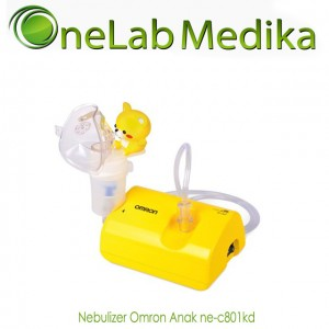 Nebulizer Omron Anak ne-c801kd