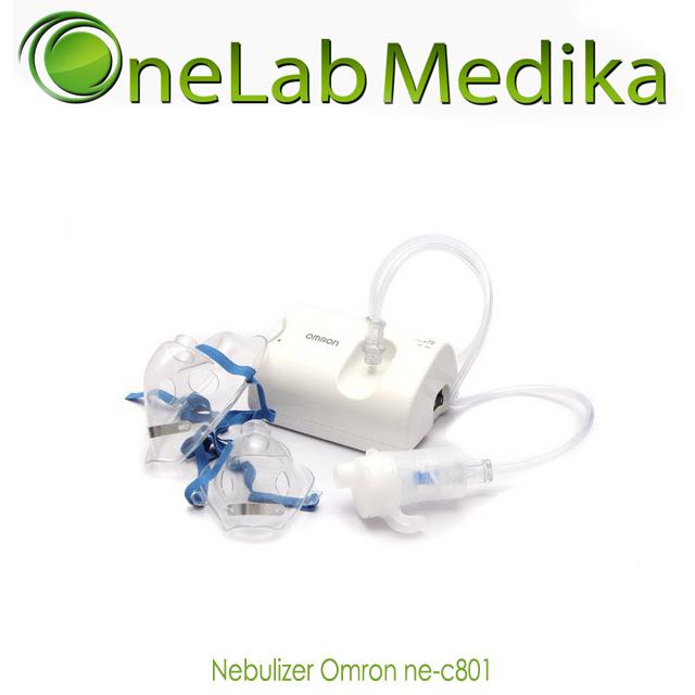 Nebulizer Omron ne-c801