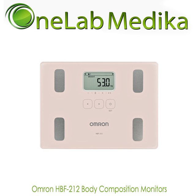 Omron HBF-212 Body Composition Monitors