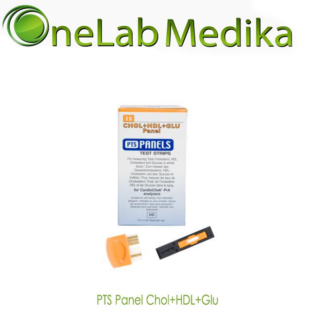 PTS Panel Chol+HDL+Glu