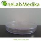 Petridish Plastik 150x15mm