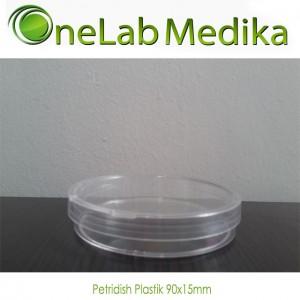 Petridish Plastik 90x15mm