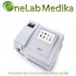 Photometer Semi-Auto Chemistry Analyzer BA-88A