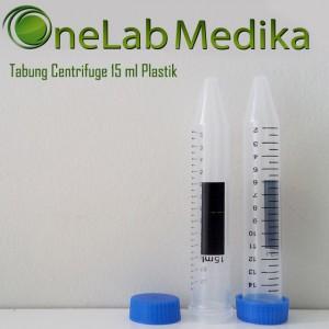 Tabung Centrifuge 15 ml Plastik