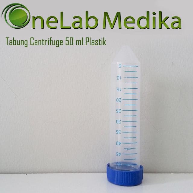 Tabung Centrifuge 50 ml Plastik