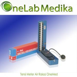 Tensi Meter Air Raksa OneMed