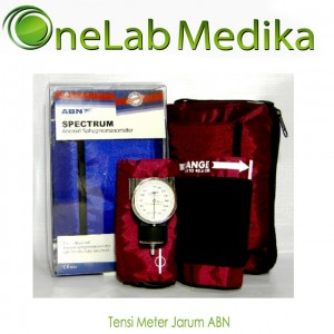 Tensi Meter Jarum Aneroid ABN
