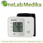 Tensimeter Digital Omron HEM 6121 ( Pergelangan Tangan )
