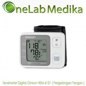 Tensimeter Digital Omron HEM 6131 (Pergelangan Tangan)