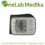 Tensimeter Digital Omron HEM 6221 ( Pergelangan Tangan )