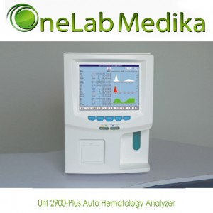 Urit 2900-Plus Auto Hematology Analyzer
