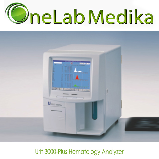 Urit 3000-Plus Hematology Analyzer