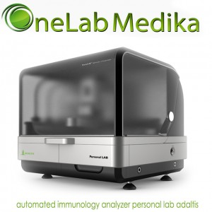 Automated Immunology Analyzer Personal Lab