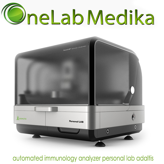 automated immunology analyzer personal lab adaltis