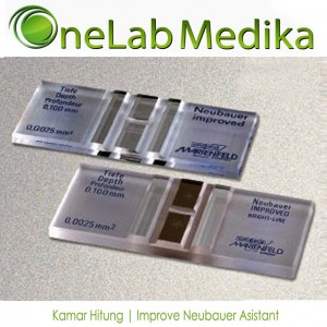 Kamar Hitung | Improved Neubauer Assistant