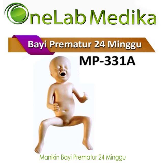 Manikin Bayi Prematur 24 Minggu
