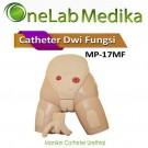 Manikin Catheter Dwi Fungsi