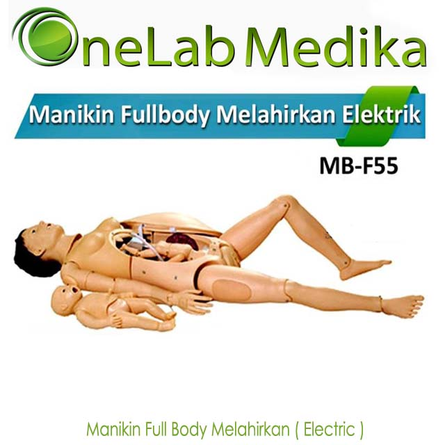 Manikin Full Body Melahirkan ( Electric )