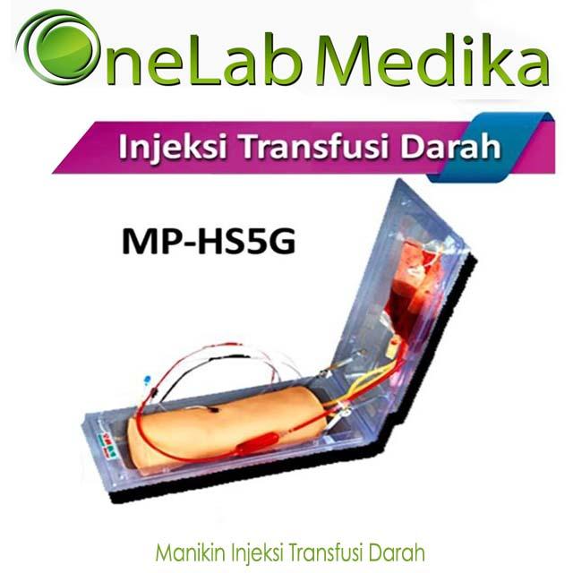 Manikin Injeksi Transfusi Darah