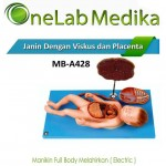 Manikin Janin Denan Viskus dan Placenta