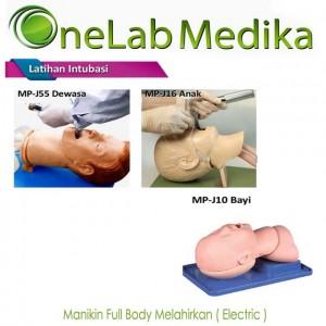 Manikin Latihan Intubasi