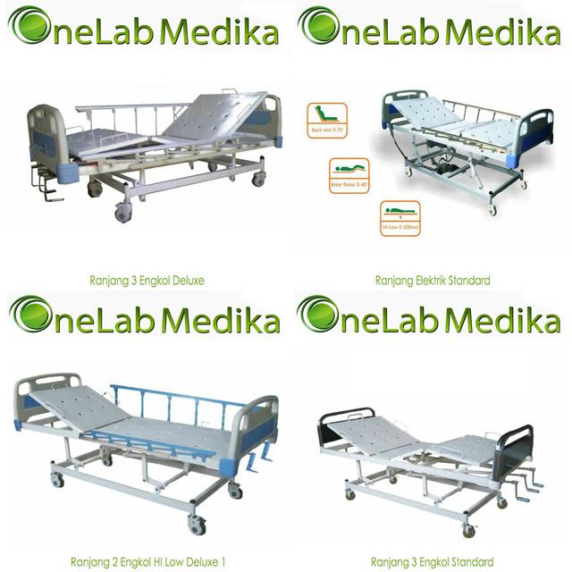 Menjual Produk Bed Patient 1, 2, 3, Crank Bintaro