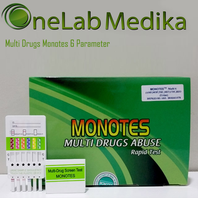 Multi Drugs Monotes 6 Parameter