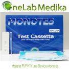 Jual Malaria PF PV Tri Line Device Monotes