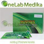 Multidrug 3 Parameter Monotes