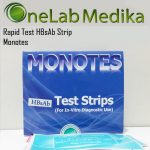 Rapid Test HBsAb Strip Monotes