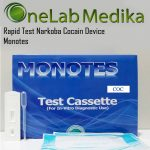 Rapid Test Narkoba Cocain Device Monotes