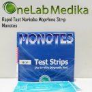Rapid Test Narkoba Morphine Strip Monotes